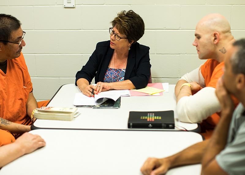 Prison Trauma Healing Group